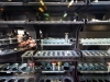 2012. október 25 - AMADA ACIES 2515 CO2 lézer és stancológép az EuroBLECH kiállításon