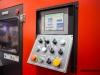 AMADA CMB 230 tárcsás daraboló az EMO Hannover 2013 kiállításon.