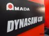 AMADA Dynasaw 430 fűrész az EMO Hannover 2013 kiállításon.