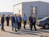 2015. február 13. Mazak gépátadás a Halna Duna új telephelyén