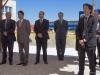 2015. április 21. - Mazak Technológiai Központ Pillérállítási Ceremónia