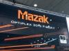 2015. november 7-10. A Mazak standja a BlechExpo kiállításon
