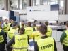 2018. február 21. - Gyárlátogatás a TRUMPF Paschingban található gyárában