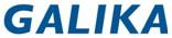 GALIKA logo