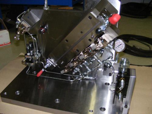 A készülék egyszerű kezelhetősége nagyon fontos a gyors és megbízható gyártás érdekében