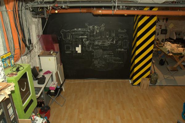 FabLab Budapest - A labor és a nagy ötletek