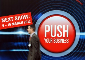 CEBIT 2012 Push your business