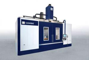 Danobat VTC-2500 megmunkáló központ