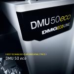 DMG DMU 50 ECO