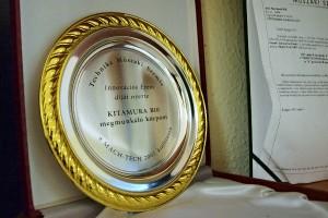 TST Machine Kitamura Innovációs-díj