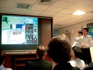 Gyártástrend - PMC 3D szimuláció