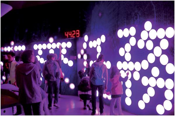 Gyártástrend Interaktív kiállítás