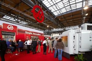 Haas az EMO Hannover 2011 kiállításon
