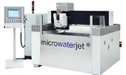 MicroWaterjet - mikro vízsugaras vágó