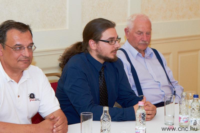 2012 június 27. - Kerekasztal beszélgetés a Common Sense Society szervezésében