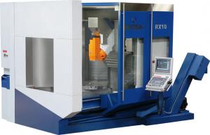 REIDEN RX10 5-tengelyes CNC megmunkáló központ