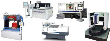 A Galika kiállításán a Blohm Orbit 25, a Studer favoritCNC, a MicroWaterjet vízsugaras vágót, az OGP Flash CNC300 mérőgépet, illetve a Millutensil BV26 prést
