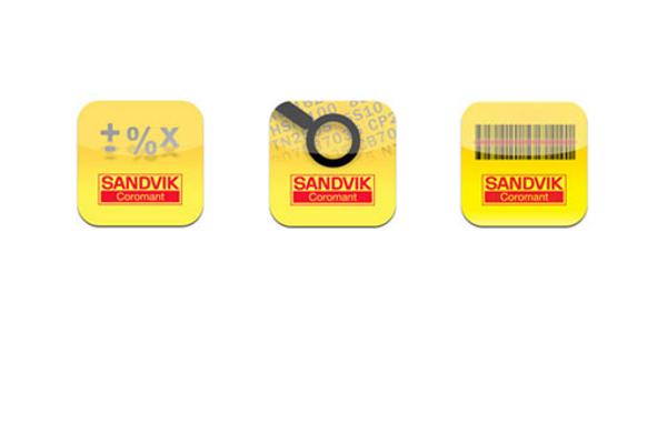 Sandvik Coromant alkalmazások