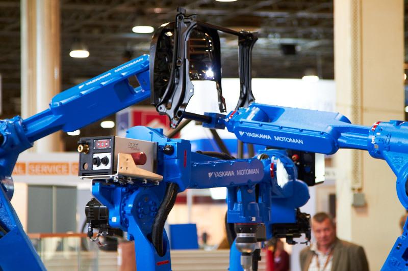Flexman Robotics - Motoman