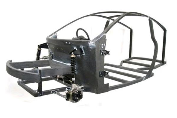 Az Axon Automotive szénszálas vázrendszere
