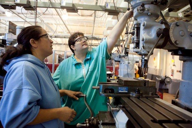 intenzív CNC képzés