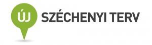 Új Széchenyi Terv logo