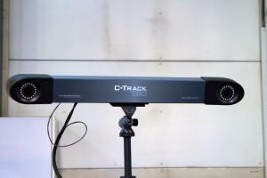 C-TRACK<sup>TM</sup> 780 optikai rendszer