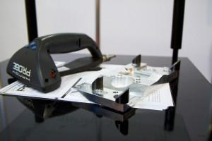 A HandyPROBE rendszer bonyolult testek pontos bemérésére is alkalmas