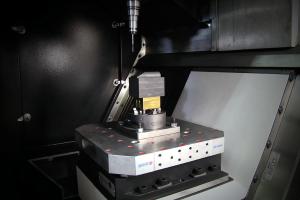 Mikron HSM 400 LP grafit marás