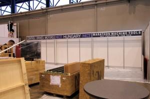 NCT - Standépítés az IMTS kiállításon