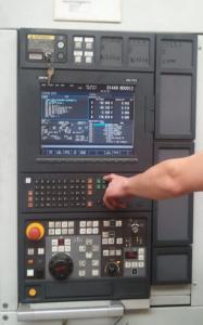 CNC gépkezelés