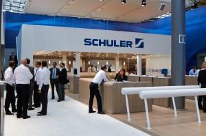 2012_10_23-27 - Schuler az EuroBLECH kiállításon