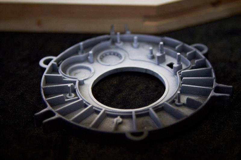 A 3D szkennerek lehetővé teszik alkatrészek könnyű és pontos bemérését