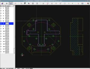A DXF konverter új felülete