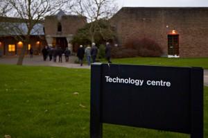 Renishaw Technológiai központ Angliában