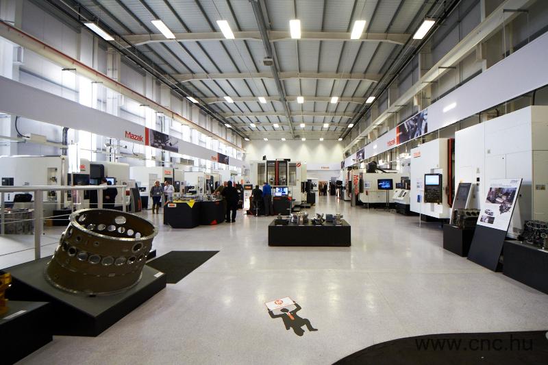 MAZAK Technológiai Központ Anglia