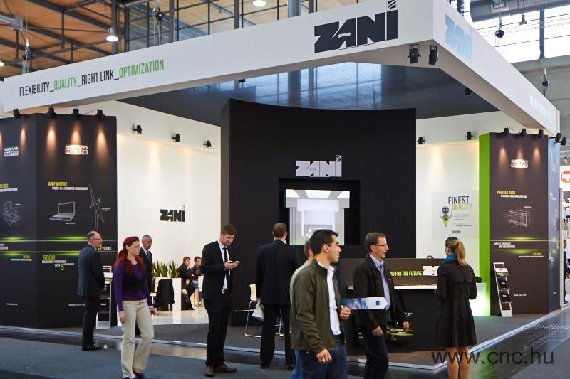 ZANI Presse az EuroBLECH kiállításon 1