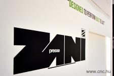 ZANI Presse az EuroBLECH kiállításon 6