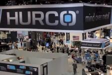 Hurco stand IMTS