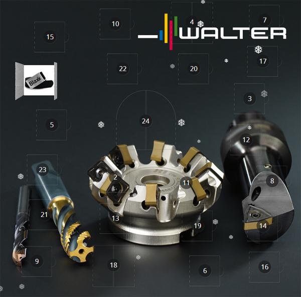 Walter adventi naptár a Facebookon