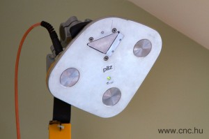 SafetyEYE biztonsági kamera rendszer