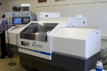 2012 június 06-07 - Studer favorit CNC palástköszörű