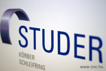 Studer - a Körber-Schleifring Csoport tagja