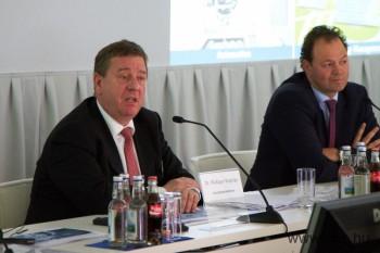 Dr. Rüdiger Kapitza - a Gildemeister AG igazgatótanácsánának elnöke