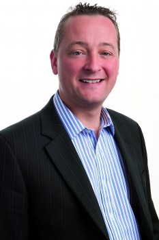 Mark Cundle, az RS Components technikai-marketing vezetője