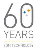 60 years EDM