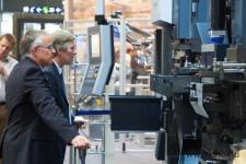 2012. október 26 - Bihler GRM-NC automata présgép az EuroBLECH kiállításon