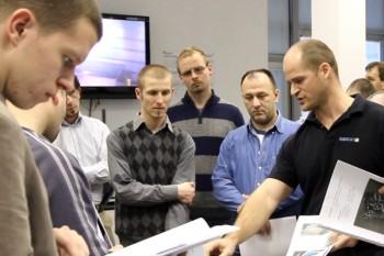 Seco Tools Szerszámkészítés élő megmunkálási bemutatóval