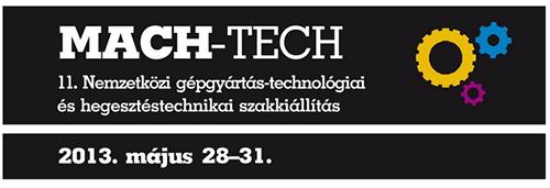 MACH-TECH 2013