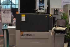AQ750LH az IMTS 2012 szerszámgépipari kiállításon